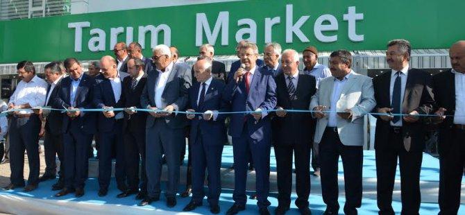 Kayseri Şeker Tarım Marketler zincirin ikincisi açıldı