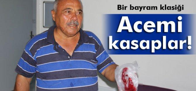 KAYSERİ'DE 71 ACEMİ KASAP HASTANEYE BAŞVURDU