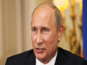 Putin'den Gezi Parkı Açıklaması