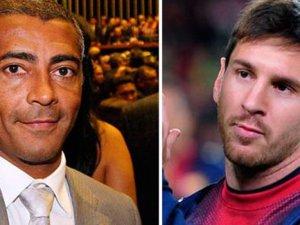 Romario'dan Messi hakkında flaş iddaa
