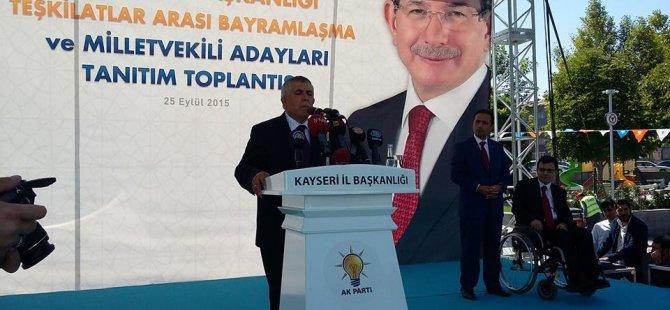 AK PARTİ MV. ADAYI DEDEOĞLU'NDAN 100 MİLYON DOLARLIK YATIRIM