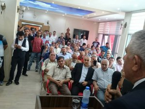 Dedeoğlu:Develi halkını Develi'miz için el birliği yapmaya davet ediyorum