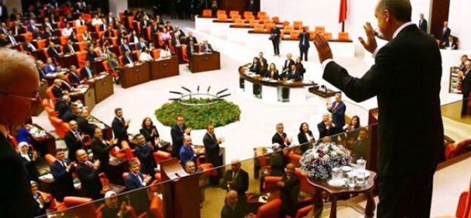 CHP, Erdoğan'ı ayakta karşılayacak