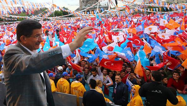 BAŞBAKAN DAVUTOĞLU KAYSERİ'YE GELİYOR! İşte Tarihi