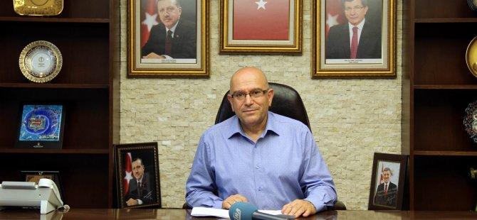 BAŞBAKAN AHMET DAVUTOĞLU KAYSERİ'DE