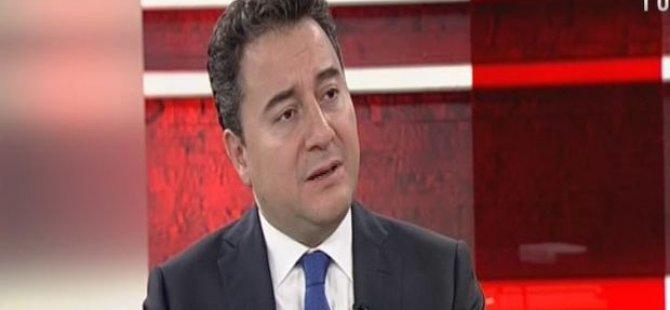 Ali Babacan'dan flaş seçim açıklaması
