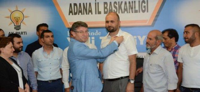 150 MHP'li AK Parti'ye katıldı