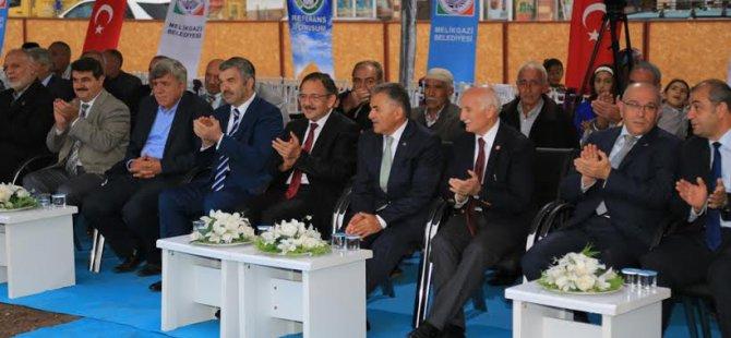 Anbar'da 65 konutun temeli atıldı