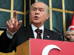 Bahçeli: 'Geleceğin anahtarı Türk gençliğinin elindedir'