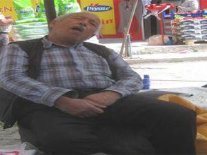 Bünyan'da Esnaf Sıcağa Dayanamadı