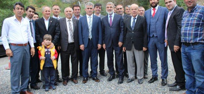 Yahyalı Kayseri'de AK Partinin yükünü en fazla taşıyan ilçe