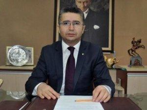 KAYSERİ ECZACI ODASI'NDAN 'BARIŞLA SAVAŞMAYIN' AÇIKLAMASI