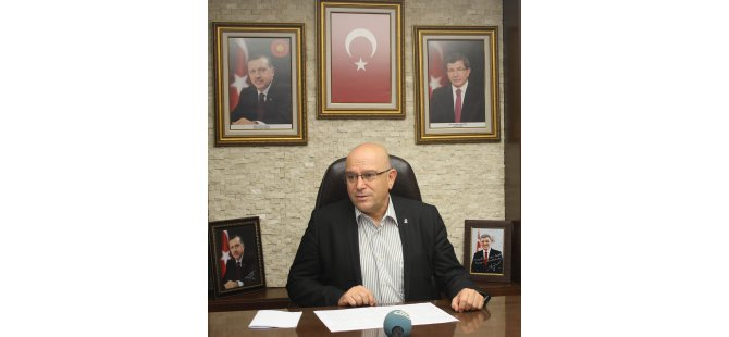 Ak Parti il Başkanı  Özden  Nefretle bu saldırıyı kınıyoruz
