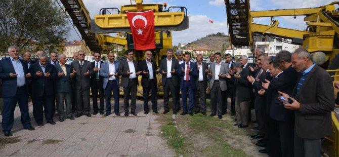 Kayseri Pancar Kooperatifi Yönetim Kurulu Başkanı Akay: