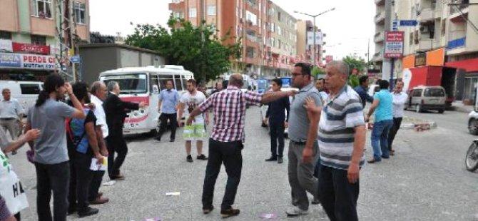 MHP'liler AK Partili gençleri böyle dövdü - VİDEO