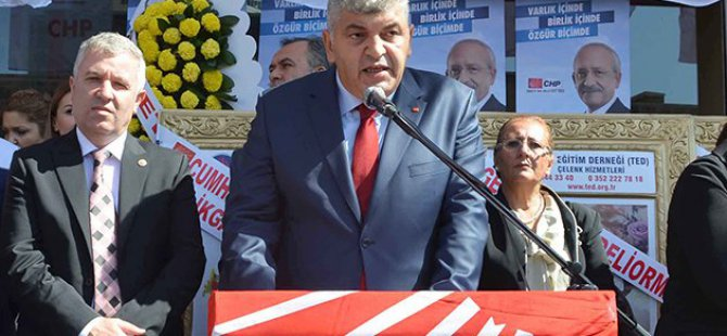 """""""ESNAFA SIFIR FAİZLİ KREDİ KULLANDIRACAĞIZ"""""""