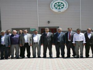 KOCASİNAN ZİRAAT ODALARI KAYSERİ ŞEKER'DE