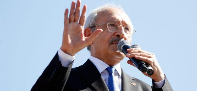 Kılıçdaroğlu sözü, namus sözü. Bu ülkede terörü bitireceğim