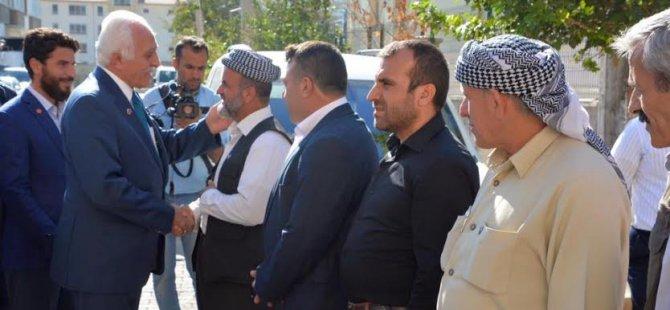 SAADET PARTİSİ HEYETİNİN CİZRE'DE YAPTIĞI TESPİTLER