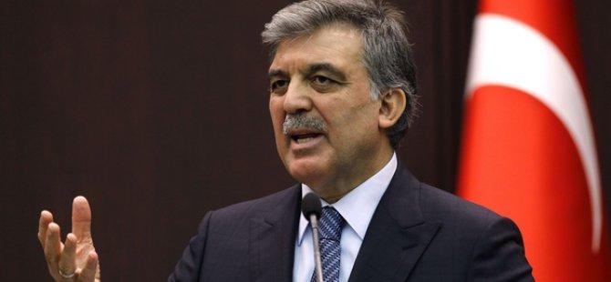 Abdullah Gül'den Taraf'ın manşetine yalanlama geldi