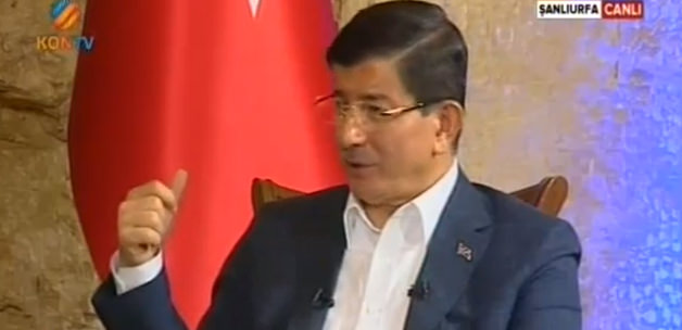 Davutoğlu: Kılıçdaroğlu güvensiz muhatap