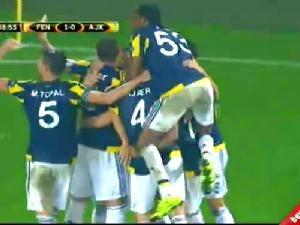 Fernandao attı, Ajax ve spiker çıldırdı Video