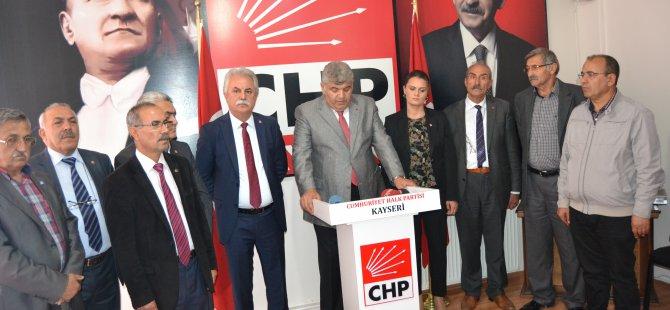 CHP İL BAŞKANI AYAN'DAN BAŞKAN MUSTAFA ÇELİK'E TEPKİ