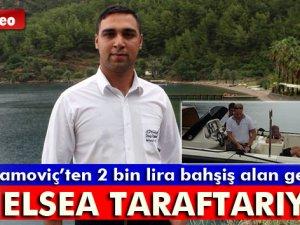Abramoviç Türk garsona 2 bin lira bahşiş  verdi