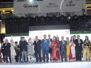 Kayseri'de Türkçe Olimpiyatları'nda Gesi Bağları Coşkusu-Video