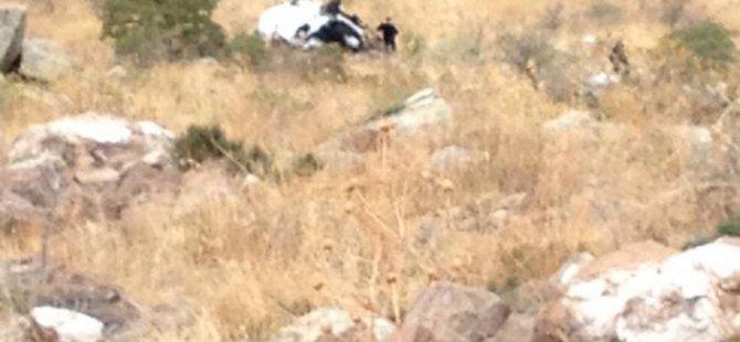 Talas Ali Dağı'nda Kaza: 3 Ölü