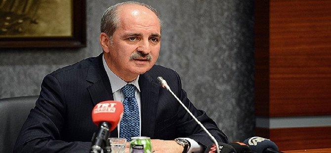 Numan Kurtulmuş  MHP'lilerin oylarıyla iktidara geleceğiz