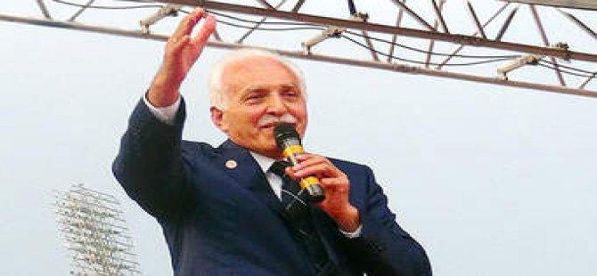 Mustafa Kamalak Çiftçiye verilen mazottan para almayalım