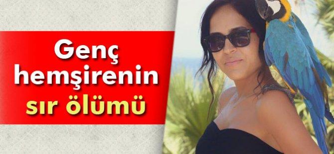 Kayseri'de Genç hemşirenin sır ölümü