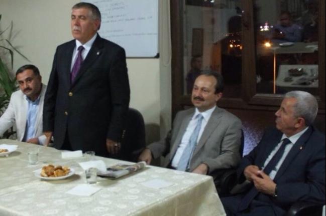 AK PARTİ MV. ADAYI SAMİ DEDEOĞLU'NDAN DEVELİ DERNEĞİNE ZİYARET