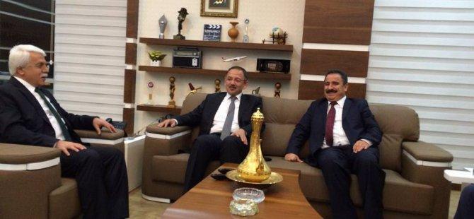 Özhaseki: ''Kayseri'deki Televizyonculuk Konya'nın Gerisinde''