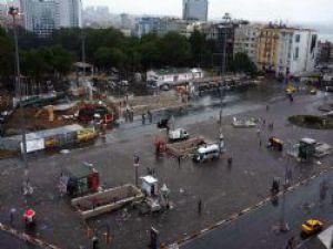 Gezi Parkı Olayın'da Çevre duyarlılığı yakıp yıkmaya dönüştü