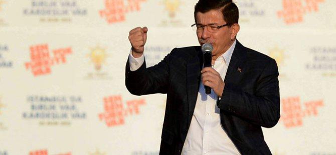 Başbakan Davutoğlu'ndan seçim sonrası ilk açıklama