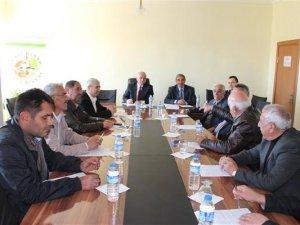 Yeşilhisar Belediyesi Kasım Ayı Meclis Toplantısı Gerçekleştirildi