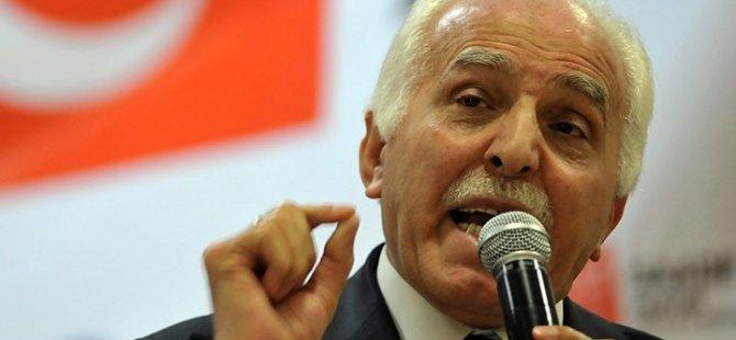 Kamalak: Peygamberimiz Saadet'e oy verirdi