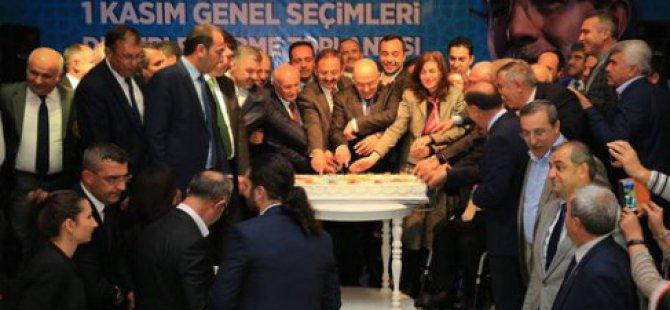 Özhaseki: Oylarını artıran tek partiyiz