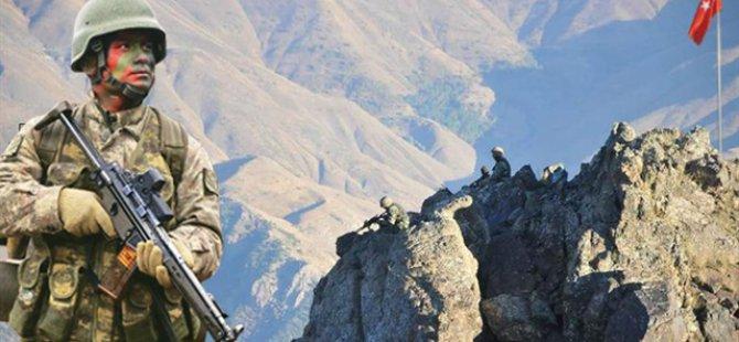 Dağlıca PKK'ya mezar oldu: 119 terörist öldürüldü