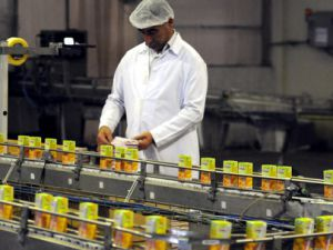 Kayseri'den Arap ülkelerine helal meyve suyu ihracatı
