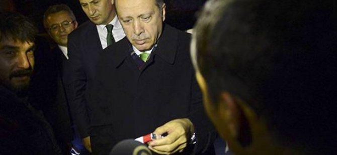 Cumhurbaşkanı Erdoğan Sen ne uyanıksın Kayserili-video