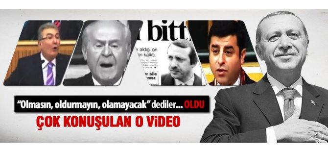 Cumhurbaşkanı Erdoğan üzerinden yürütülen benzer kampanyalar