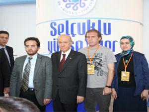 Mhp Genel Başkanı Bahçeli Konya Günleri'ne Katıldı