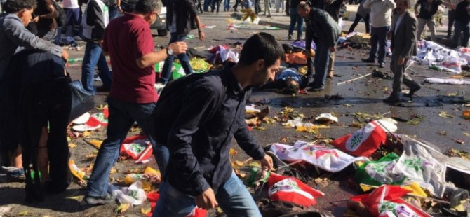 Paris katliamını kınayalım ama ya ankara katliamı