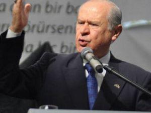 MHP lideri Bahçeli'den hükümete sert eleştiriler