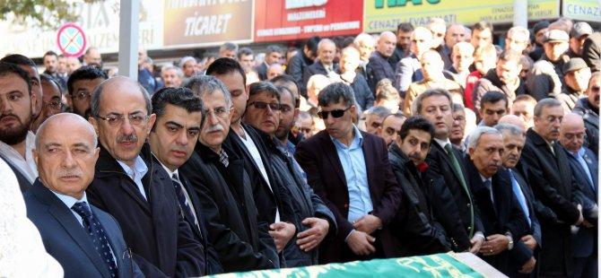 25. DÖNEM AK PARTİ KAYSERİ MV.KEMAL TEKDEN'İN ACI GÜNÜ