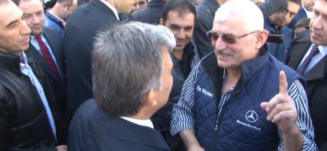 Abdullah Gül'e Cuma çıkışı uyarı