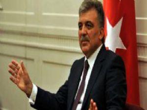 Abdullah Gül: 'Güvenlik güçleri müdahalede ölçülü olmalı'